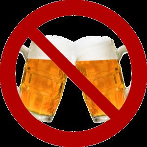 verboden bier