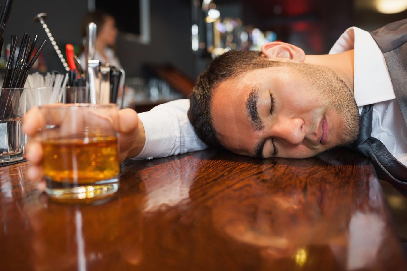 Alcohol werkt sneller tijdens ketose