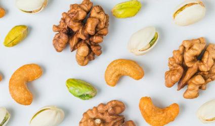 Pistache, walnoten, cashews, keto