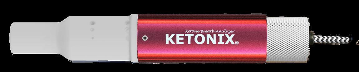 aceton, ketonen meten, ketonix, adem
