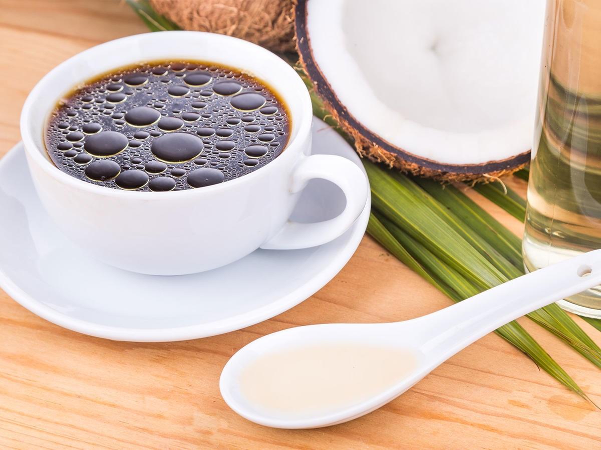 MCT-olie is een uitstekende bron van gezonde vetzuren