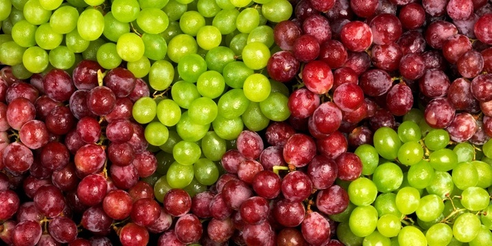 Druiven passen niet goed in een ketogeen dieet