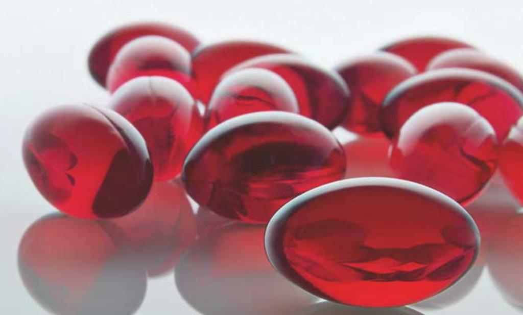 Krillolie is een uitstekende bron van omega-3-vetzuren