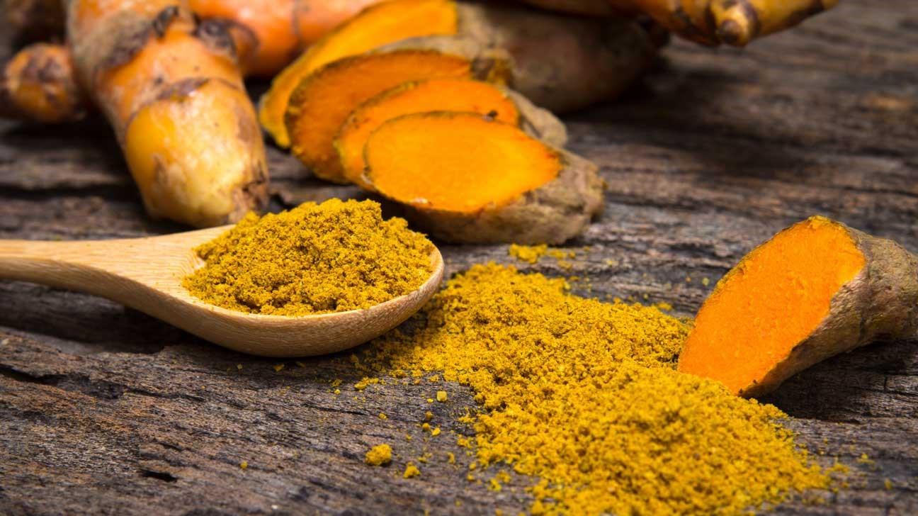 Kurkuma is een krachtige ontstekingsremmer en antioxidant