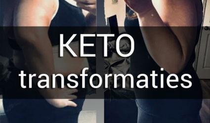 keto transformaties