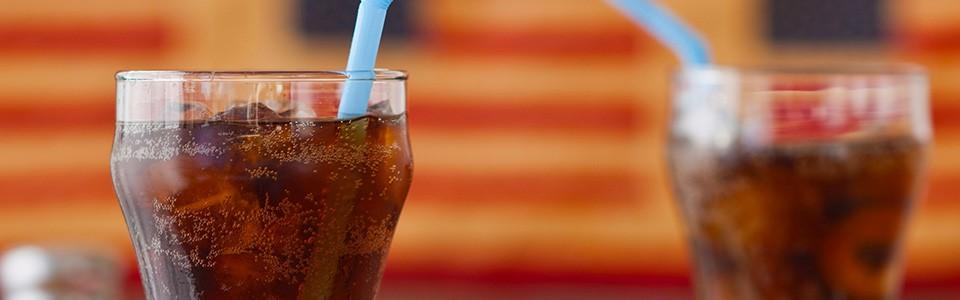 Frisdrank, fruitsappen, limonades zijn niet geschikt voor keto
