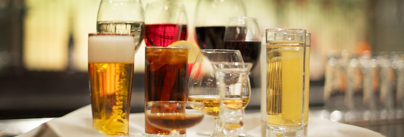 Alcohol is met mate te combineren met het ketogeen dieet