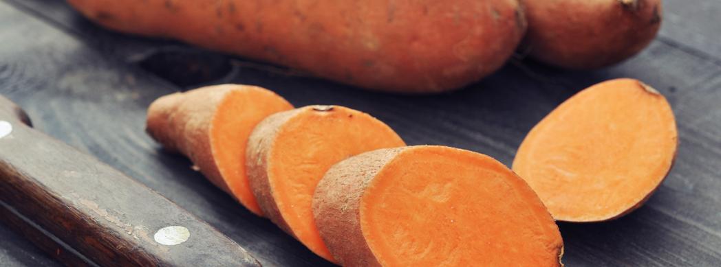 Zetmeelrijke groenten verhinderen je om in ketose te raken