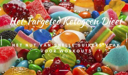 Het nut van snelle suikers voor workouts