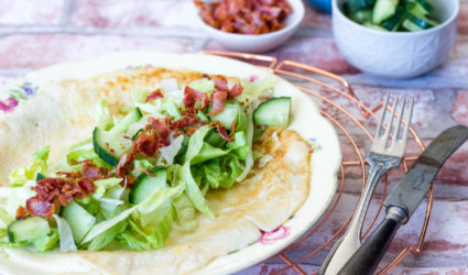 Makkelijke keto maaltijd, gezond, snel, ketogeen dieet