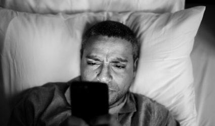 Keto Insomnia en slapeloosheid bij man