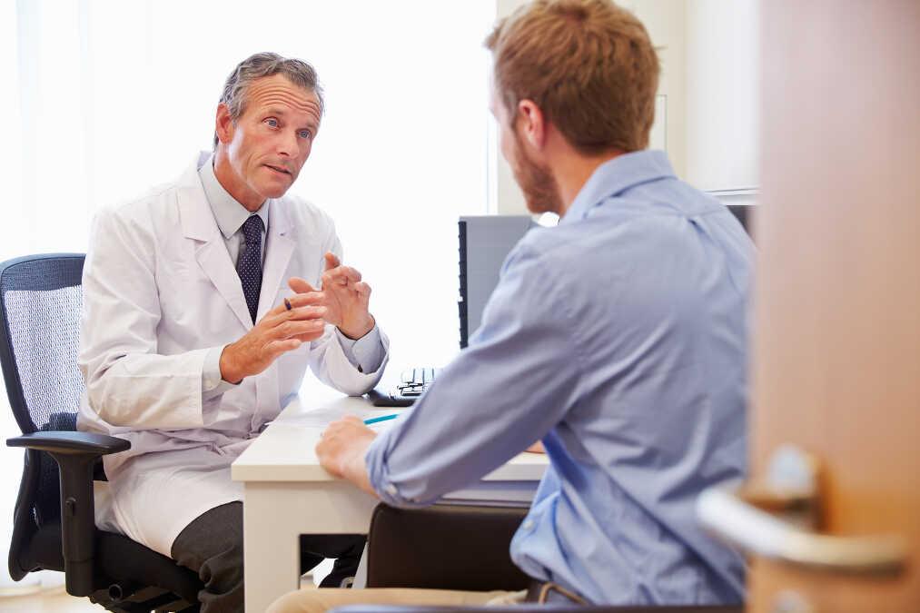 Overleg met medisch specialist is belangrijk