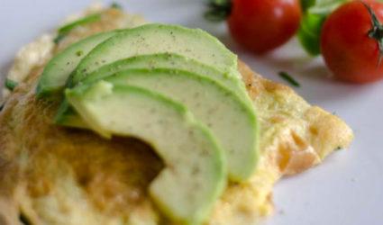 Californian omelet
