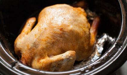 Zoet-zure kip uit de slowcooker